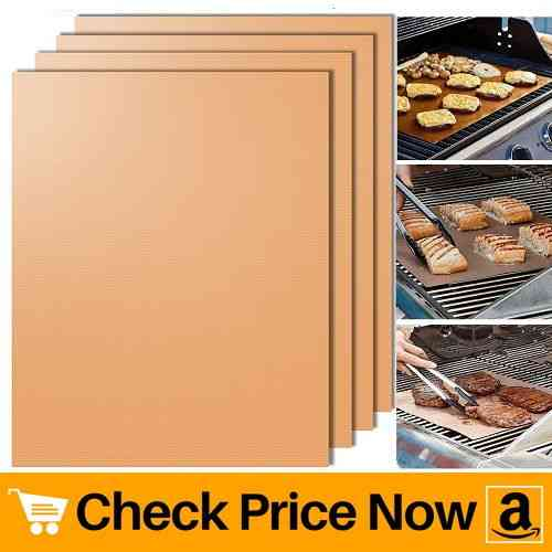 1. SMAID Copper Grill Mat