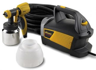 Wagner 0518080 Control Spray Max HVLP Paint Sprayer