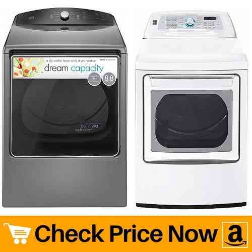 Kenmore 68133 8.8 cu. ft. Electric Dryer in Stainless Steel
