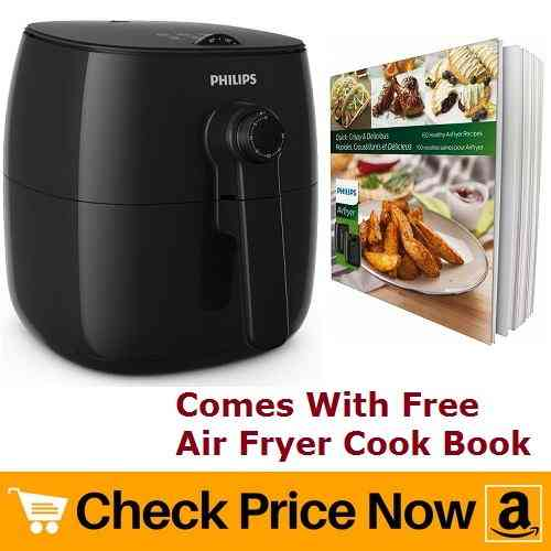 Philips HD962199 Viva Turbostar Frustration Free Airfryer