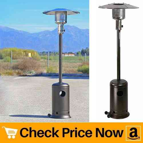 10 Best Outdoor Propane Patio Heaters With Pictures Full Review