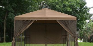 Best 10X10 Gazebo For Garden
