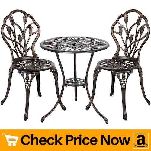 11 Best Outdoor Bistro Set To Buy In 2019 Patio Furniture Home