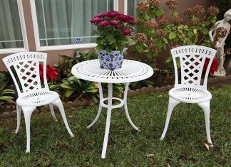 Best Outdoor Bistro Set For Garden