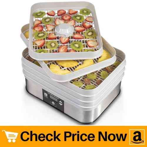 Hamilton Beach 32100A Digital Food Dehydrator