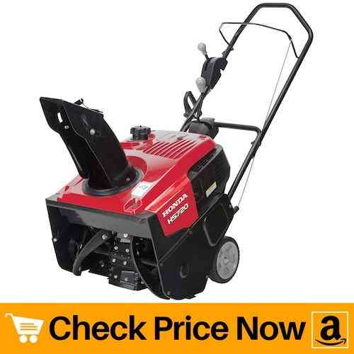 Honda Power Snow Thrower