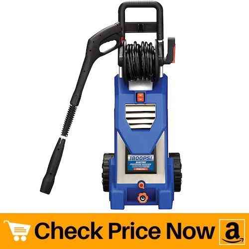 Ford FPWEF2.1-1800 Electric Pressure Washer with Two Brushes