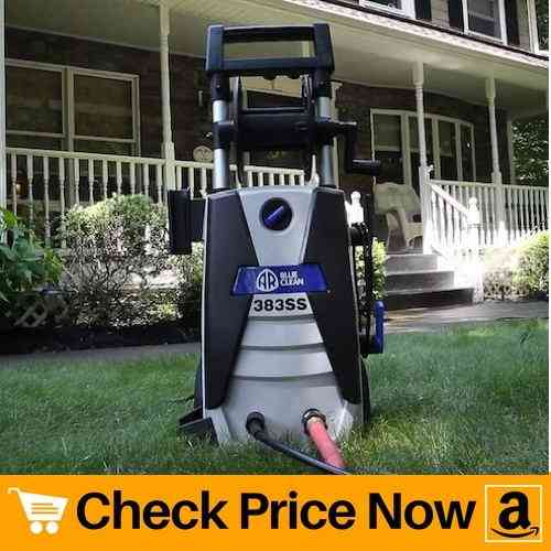 AR Blue Clean AR383SS 1,900 PSI Electric Pressure Washer