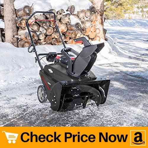 Briggs & Stratton 1696715 Single Stage Snow Thrower
