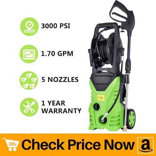 Meditool MT5 Electric Power Pressure Washer
