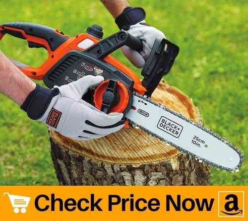 BLACK+DECKER LCS1020 20V Chainsaw