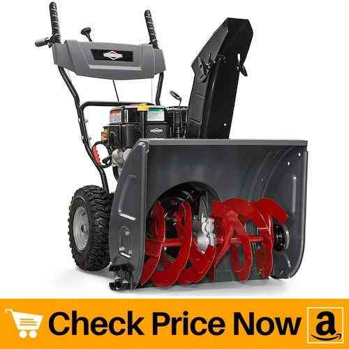 Briggs & Stratton 24 inch Dual-Stage Snow Blower