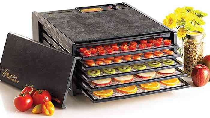 10 Best Food Dehydrator Of 2018 Reviews Buyers Guide Home