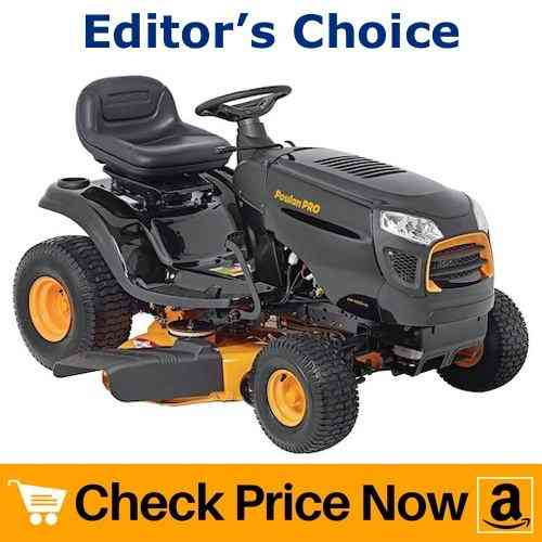 Poulan Pro 960420182 Riding Lawn Mower Tractor