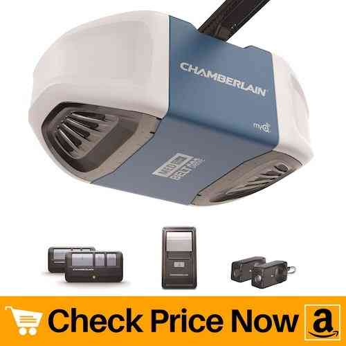 Chamberlain B503 Ultra-Quiet & Strong Belt Drive Garage Door Opener