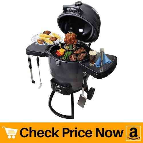 Broil King Charcoal Barbecue Grill