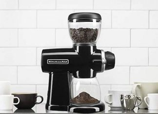 Best Burr Coffee Grinder Review