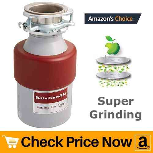 Kitchen Aid Continuous Feed Garbage Disposal