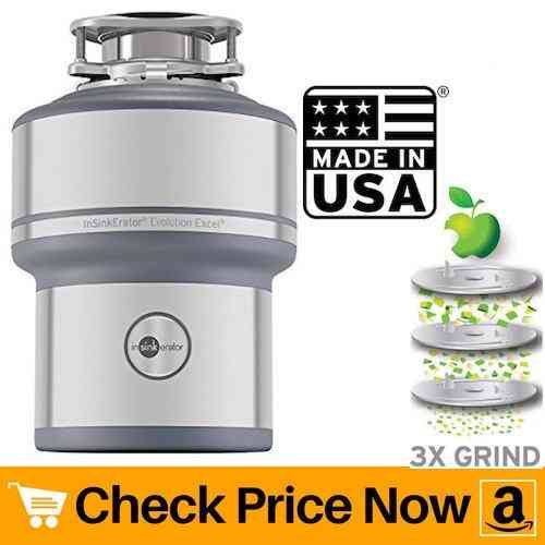 InSinkErator Evolution Household Garbage Disposal