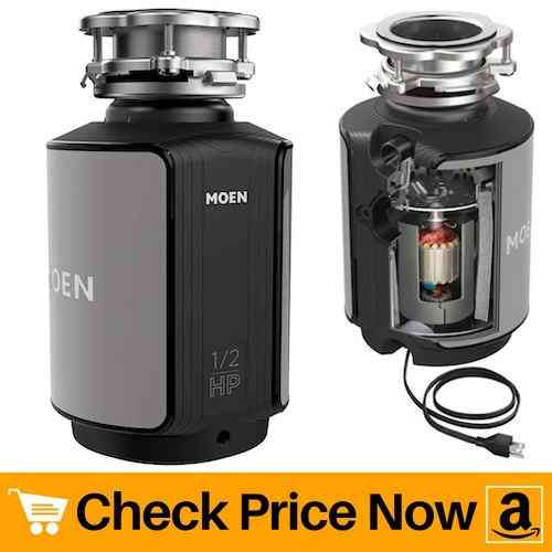 Moen Garbage Disposal GX Series