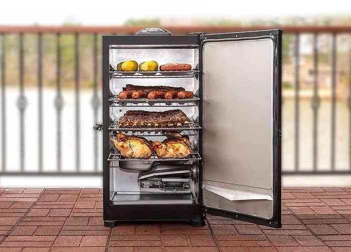 "Image result for Masterbuilt 20071117 30"" Digital Electric Smoker"