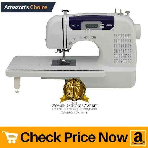Best Brother Sewing and Quilting Machine, CS6000i
