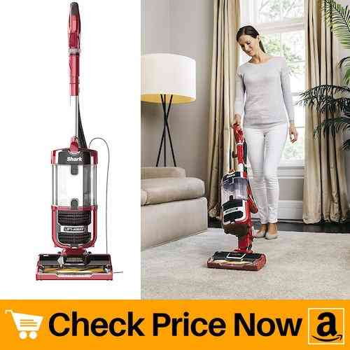 Shark Navigator Upright Vacuum with Lift-Away Good For Pets