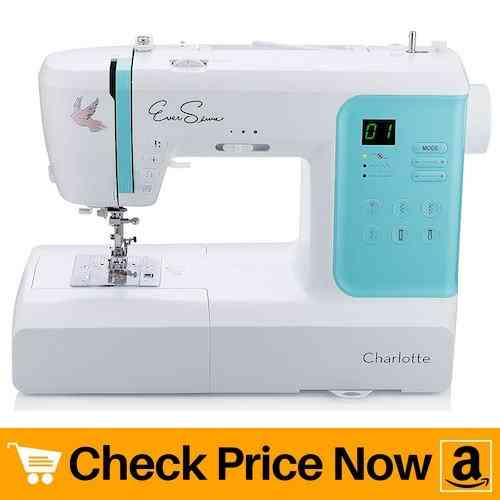 EverSewn Charlotte Computerized Sewing Machine Review