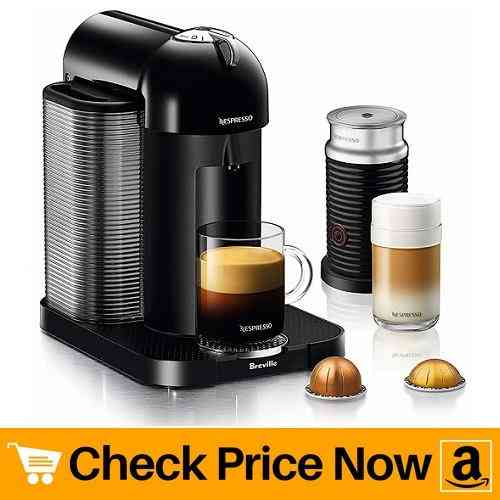 Nespresso Vertuo Coffee and Espresso Machine Single Serve