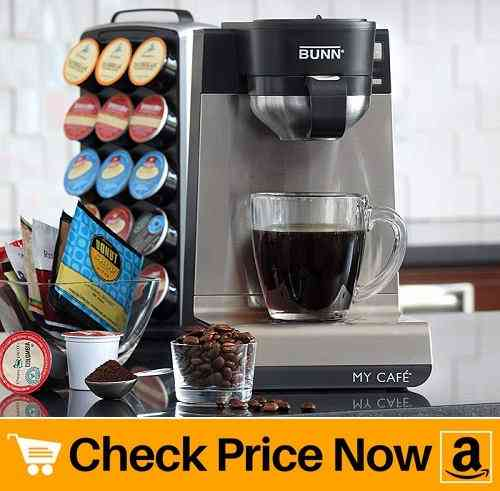 Bunn MCU Single Cup coffee maker