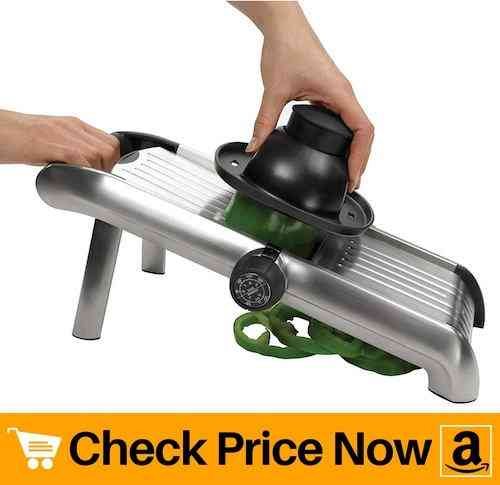 OXO Mandoline Slicer (3105300) - Excellent For Professional Use