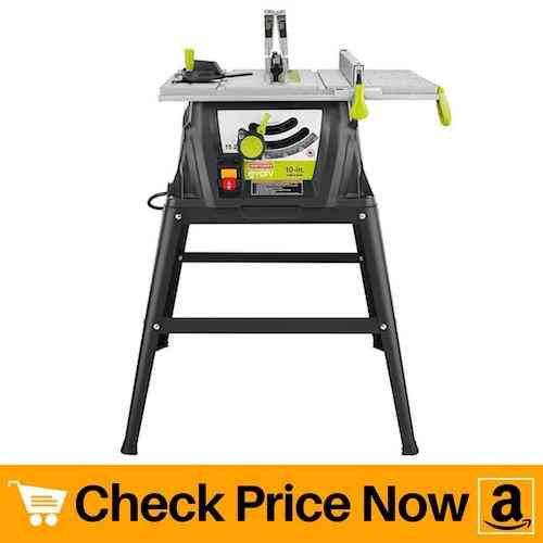 Craftsman Evolv 15 Amp 10 In. Table Saw