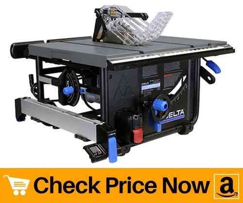 Delta Power Tools 36-6010 10 Portable Table Saw