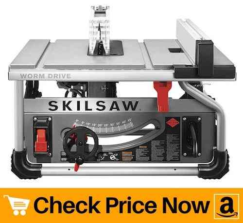 SKILSAW SPT70WT-01 10 Portable Worm Drive Table Saw for money
