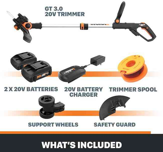 String Trimmer Complete Set