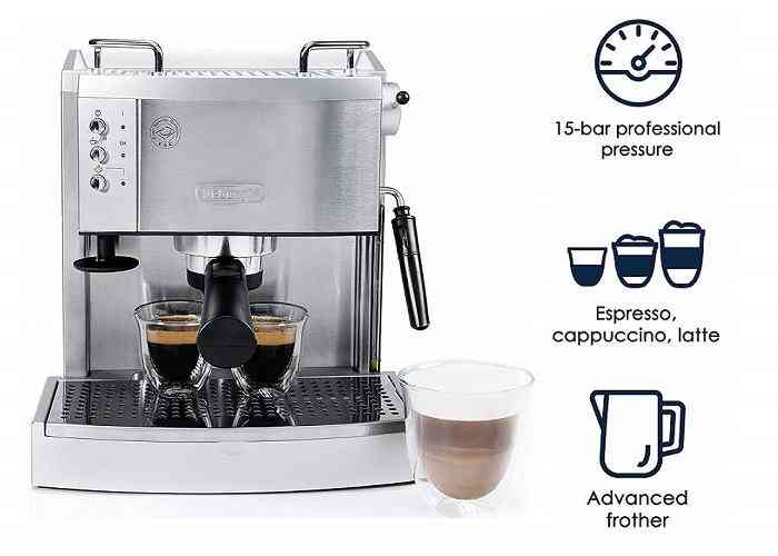 Best Espresso Machine Under 200 and under 300