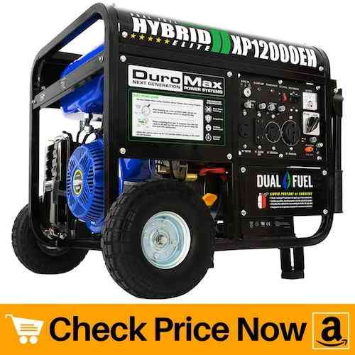 1.-DuroMax-XP12000EH-Dual-Fuel-Portable-Generator