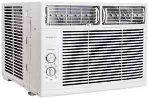 Frigidaire FFRA1011R1 10000 BTU Window-Mounted Mini-Compact Air Conditioner with Mechanical Controls
