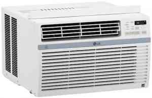 LG LW1016ER 10000 BTU Window-Mounted AIR Conditioner with Remote Control