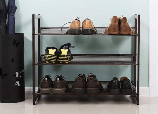 Best 3-Tier Shoe Racks