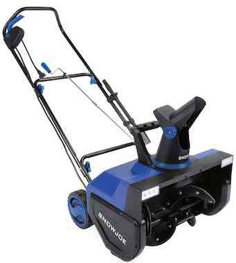 Snow Joe SJ627E Electric Snow Thrower | 22-Inch | 15-Amp | w:Dual LED Lights