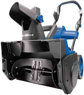 Snow Joe iON18SB Cordless Single Stage Snow Blower