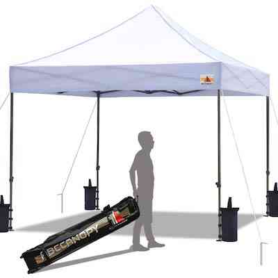 ABCCANOPY Pop up Canopy Tent 10x10 Commercial Instant Shelter