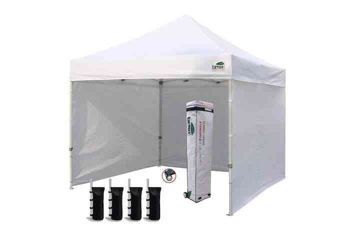 Best 10x10 canopy tents