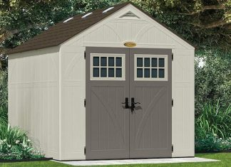 Best 8x10 Storage Shed