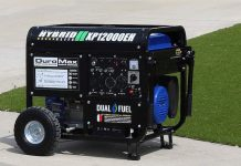 Best Home Generator for Power Outage & Backup Use