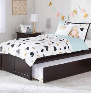 Best Kids Twin Bed with Trundle