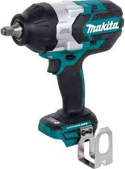 Makita XWT08Z LXT Lithium-Ion Brushless Cordless High Torque Square Drive Impact Wrench, 18V:1:2