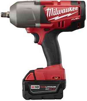Milwaukee 2763-22 M18 1:2 Inch Impact Wrench