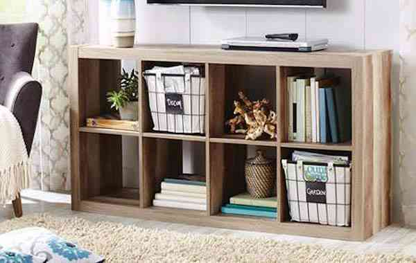 Modern Better Homes and Gardens 8-Cube Organizer
